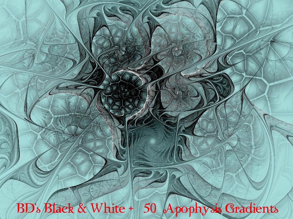 BDs Black n White + Gradients by Fractal-Resources