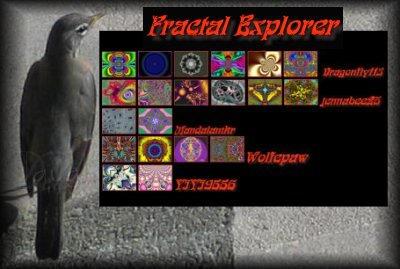 RR3 Fracal Explorer Flamepack by Fractal-Resources