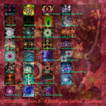 RR3 Apophysis 2.08b2 Flamepack by Fractal-Resources