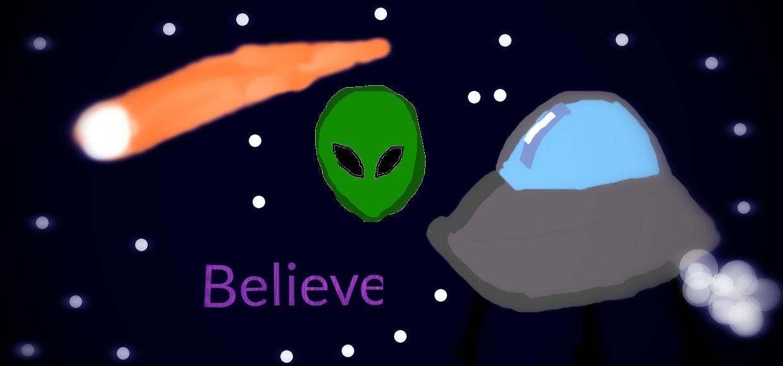 Aesthetic Alien Wallpaper By Gamecreator3 On Deviantart