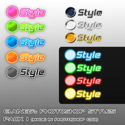 Photoshop Styles Pack1