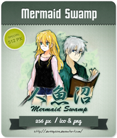 Mermaid Swamp - RPG Icon by Darklephise