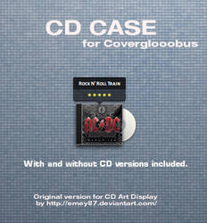 CD Case for Covergloobus