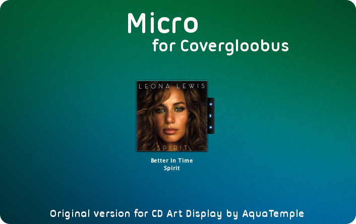 Micro for Covergloobus by leonardomdq