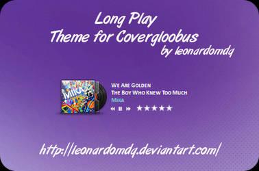 Long Play for Covergloobus by leonardomdq