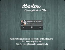 Maebow for Covergloobus by leonardomdq