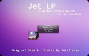 Jet LP for Covergloobus by leonardomdq