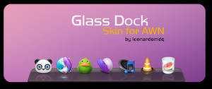 Glass Dock for AWN by leonardomdq