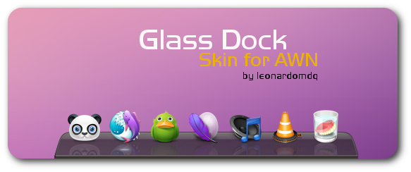 Glass Dock for AWN by leonardomdq