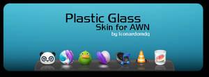 Plastic Glass for AWN by leonardomdq