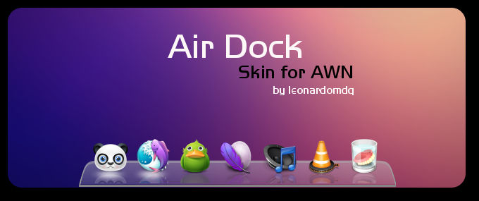 Air Dock for AWN