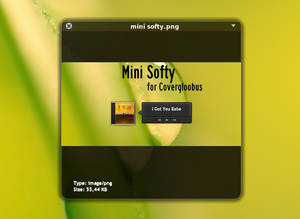 Mini Softy for Covergloobus