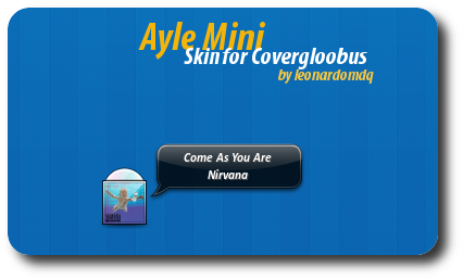 Ayle Mini for Covergloobus by leonardomdq