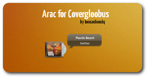 Arac Skin for Covergloobus by leonardomdq