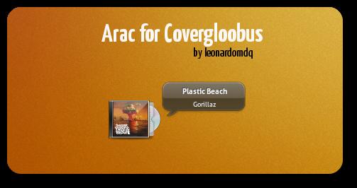 Arac Skin for Covergloobus by leonardomdq