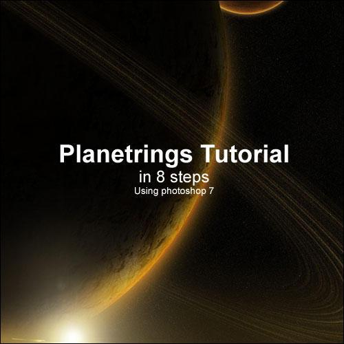 Planetrings Tutorial by DKF
