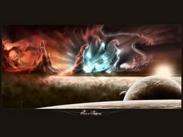 Lost in Eternity Wallpapers by DKF
