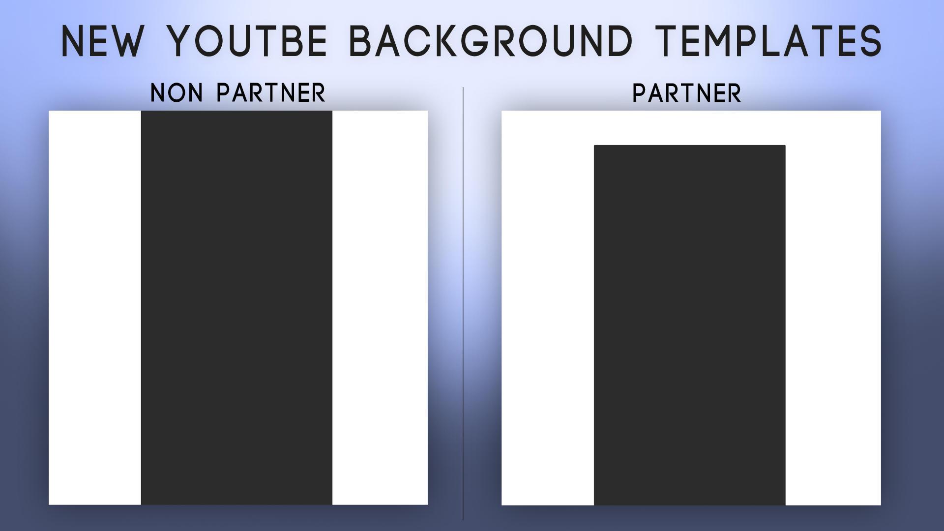 New Youtube Templates 2012 -Beta- by JonasForTheArt on DeviantArt