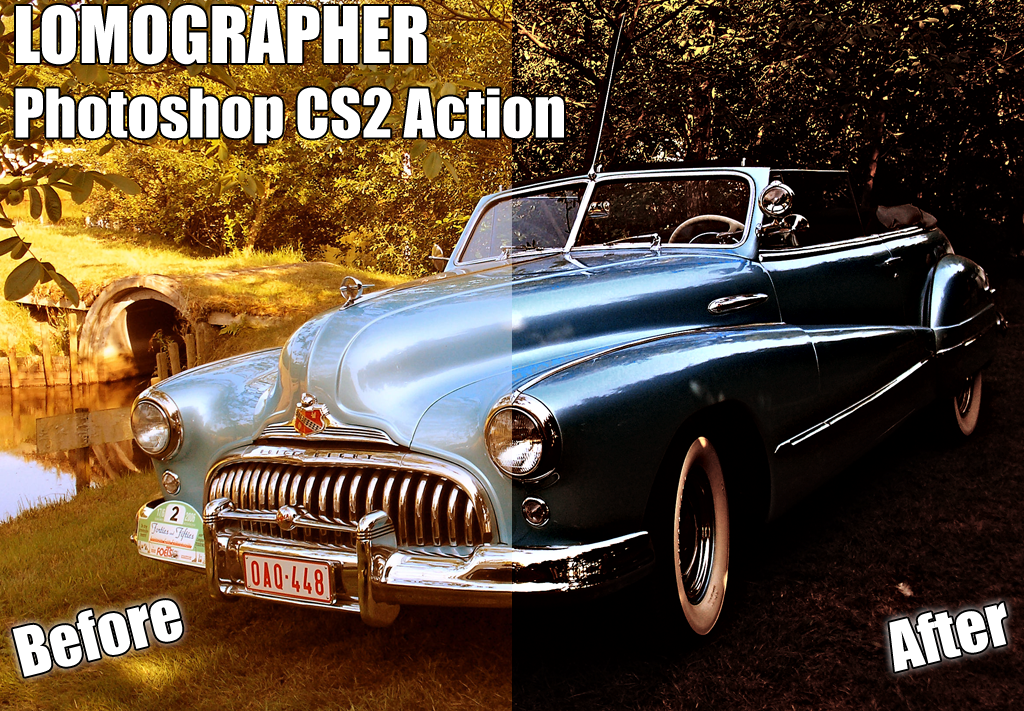 Lomographer for Photoshop CS2 by sparklehorse