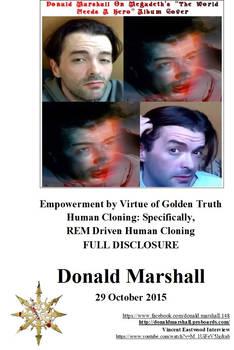 Donald Marshall. Full Disclosure. EBVOGT