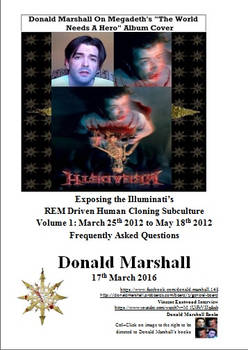 Donald Marshall. Volume 1. Frequently Asked Questi