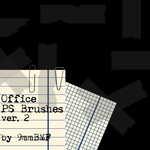 Office PS Brushes ver2