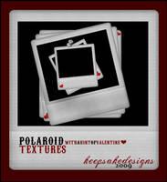 Polaroid Textures by KeepsakeDesigns
