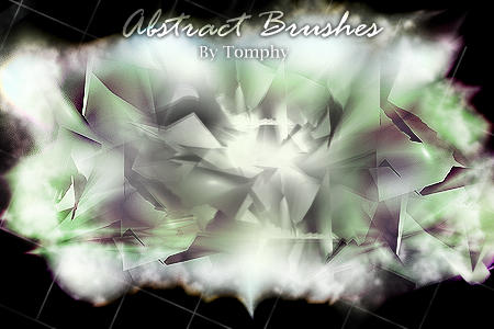 Abstract brushes by tomphy