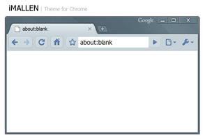 iMALLEN Chrome Theme by allenhsu