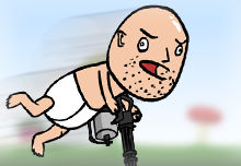 Minigun Madness (Game)