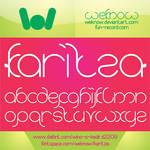 karitza font by weknow