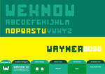 wayner8088_font_byweknow