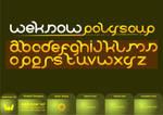 polysoupfont_byweknow