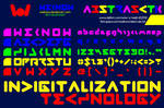 abstrasctikfont_byweknow