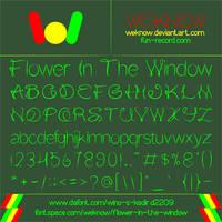 Flower In The Window by weknow