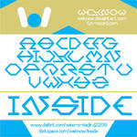 inside font by weknow