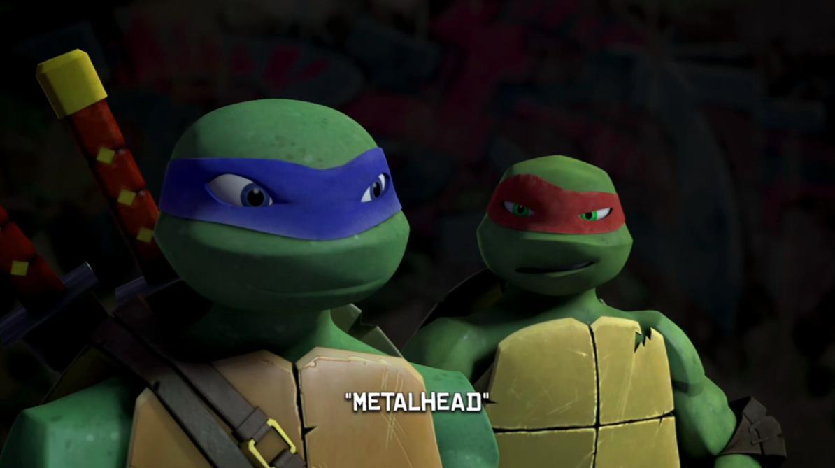 TMNT X Pokemon: Metalhead (Episode) by delilahmonclova18 on