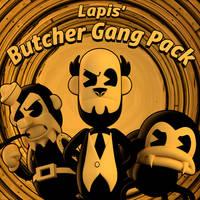 Lapis' Butcher Gang Pack [Blender 2.8 Release]