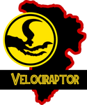 Jurassic Park Velociraptor Paddock sign