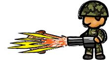 Soldado Bazuca by mrbiagy