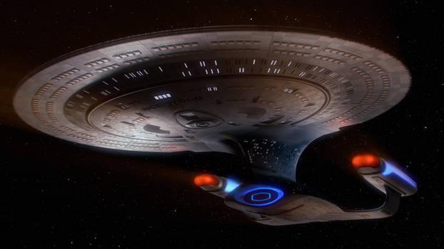 Fold- A Star Trek: The Next Generation Story