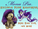 Mona Pia Kickstarter Informational Video by Sophillia