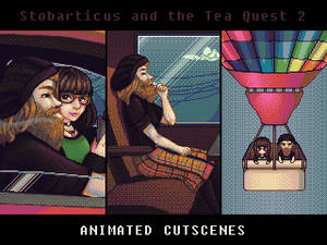 Transports - Stobarticus and the Tea Quest 2