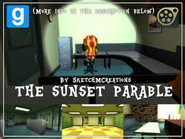 Map - The CHS Parable by SketchMCreations
