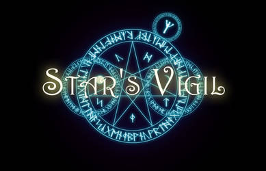 Star's Vigil Logo by TheStarsAreWatching