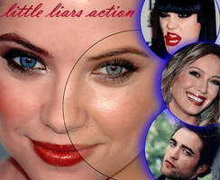Action Little Liars by AdamPoynter