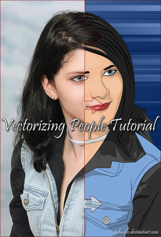 Vectorizing People Tutorial by zulu-zlo
