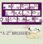 A-Z brushes