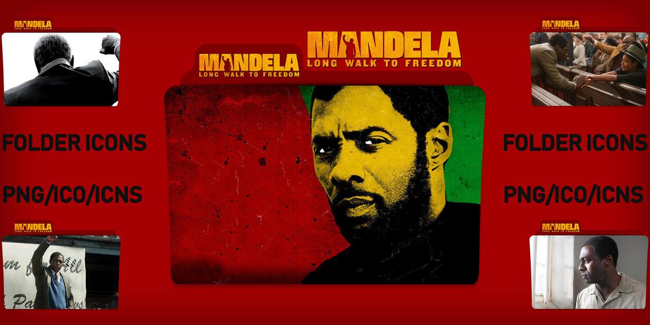 Mandela: Long Walk to Freedom (2013) Folders by ChrisNeville32
