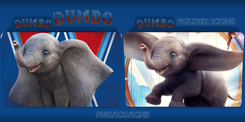 Dumbo 2019 Folder Icons Pack By Chrisneville32 On Deviantart